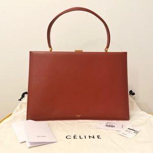Céline Runway Medium Clasp bag